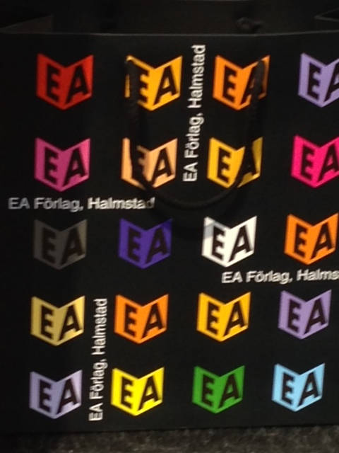 image showing The EA stand was by far the most outstanding one there.