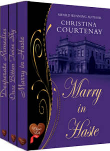 image showing The collection of my Regency Novellas reached #1 in the Amazon Regency Kindle chart