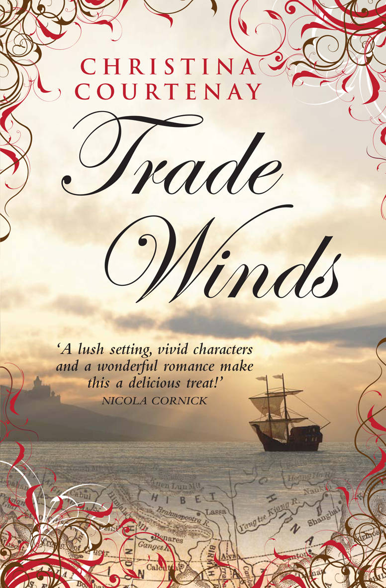 image showing The Inspiration behind Trade Winds