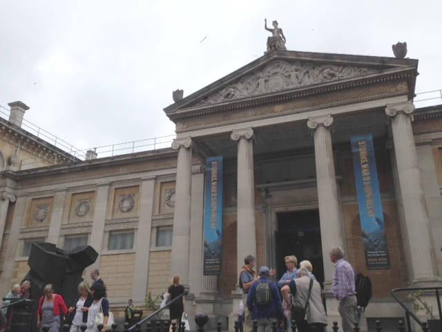 image showing The Ashmolean Museum