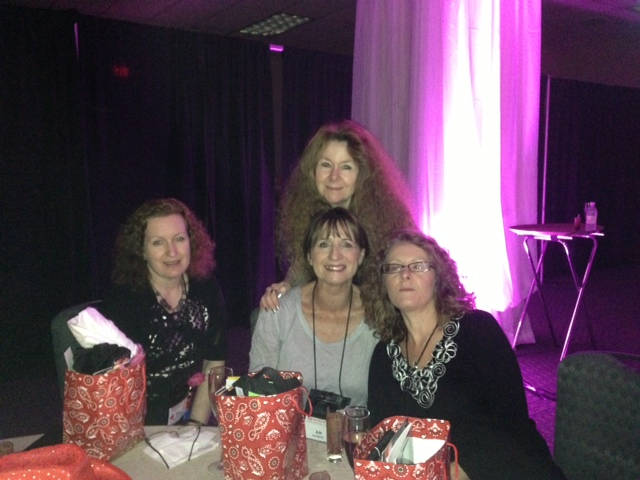 image showing 2013 RT Booklovers Convention Kansas City Part of the Choc Lit Team