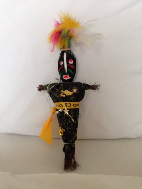 image showing Voodoo Doll